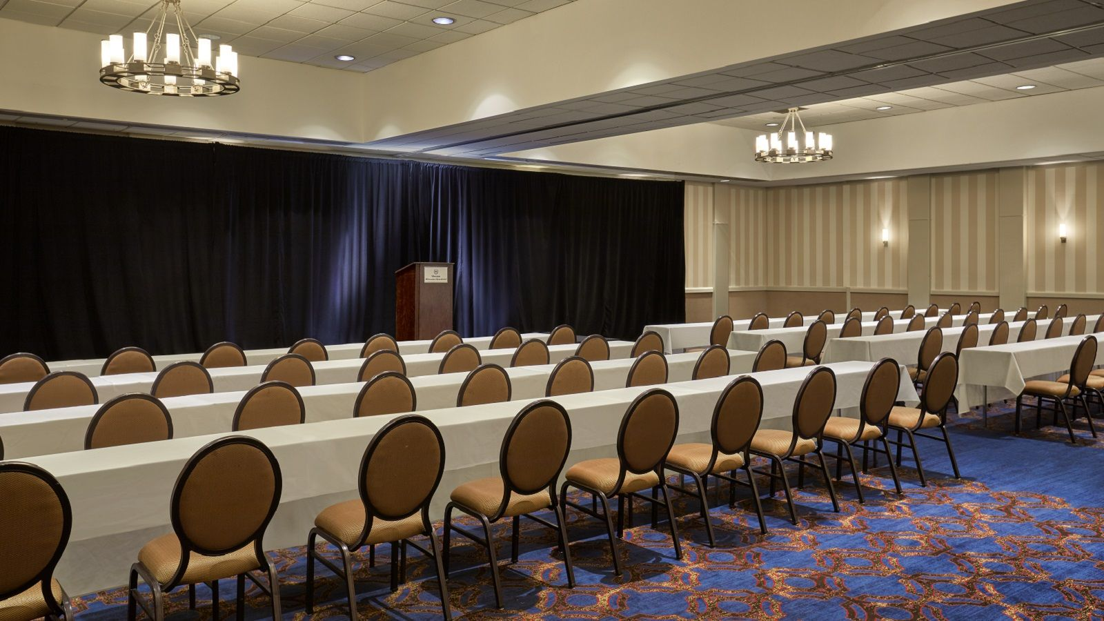 Sheraton Milwaukee Brookfield Hotel - Large Meeting Space
